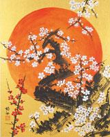 古関 聖慈 「勢至菩薩立像」